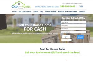 cash for homes boise