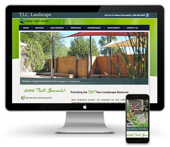 TLC Landscape