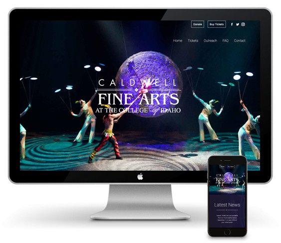 caldwell idaho web design