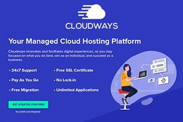 Thrive Partner: Cloudways Managed Hosting