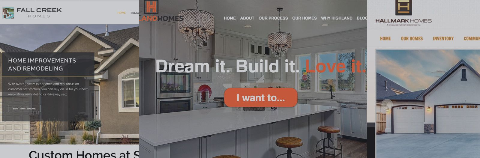 websites for contractors commercial and residential thrive web designs of idaho